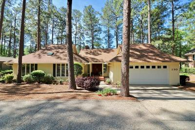 Pinehurst NC Single Family Home Active/Contingent: $285,000