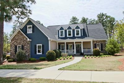 Southern Pines Single Family Home Active/Contingent: 230 Wiregrass Lane