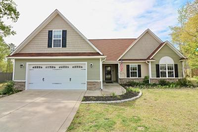 Cumberland County Single Family Home Active/Contingent: 1109 Cottage Oaks Court