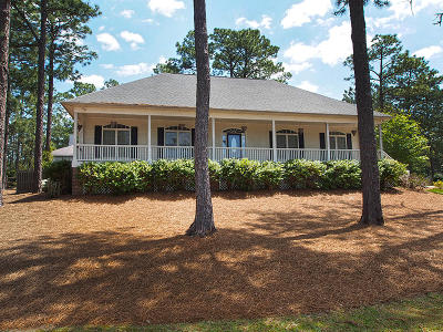 Pinehurst Single Family Home For Sale: 180 E Lake View Drive