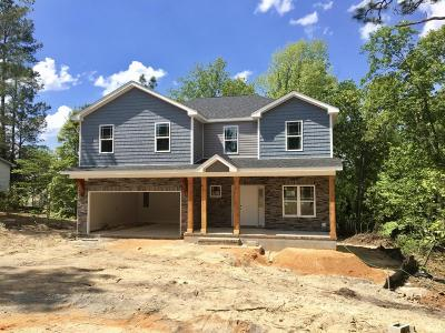 Pinehurst Single Family Home Active/Contingent: 1850 E Longleaf Drive