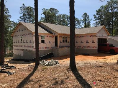 Pinehurst Single Family Home Active/Contingent: 4355 Murdocksville Road