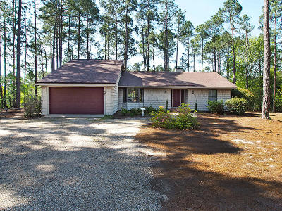 Foxfire NC Single Family Home For Sale: $207,500