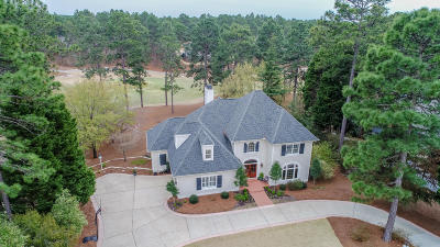 Pinehurst NC Single Family Home Active/Contingent: $621,000