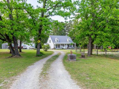 Single Family Home For Sale: 4795 Lobelia Road