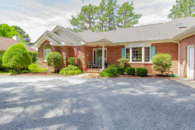 Moore County Single Family Home For Sale: 127 Harrell Road