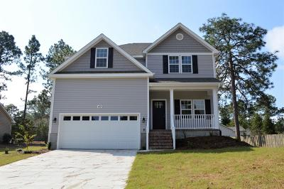 Pinehurst Single Family Home For Sale: 40 Bridle Path Circle