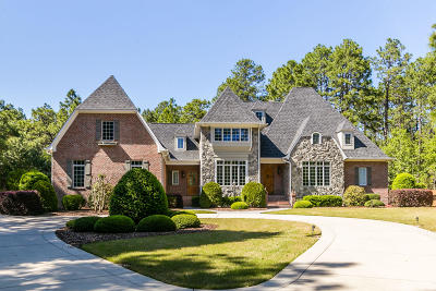 Pinehurst Single Family Home For Sale: 60 Quail Holllow Drive