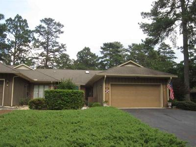 Pinehurst Condo/Townhouse Active/Contingent: 160 Fairway Drive
