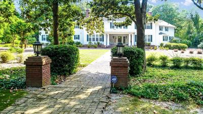 Old Town Single Family Home For Sale: 315 N Beulah Hill Rd Road