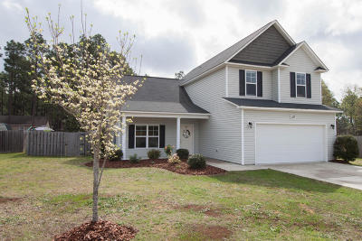 Aberdeen Single Family Home Active/Contingent: 337 Shepherd Trail