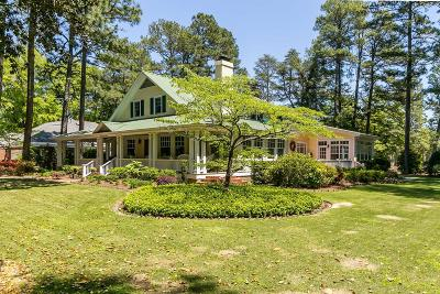 Pinehurst Single Family Home For Sale: 30 Laurel Road