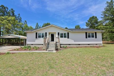 Aberdeen Single Family Home Active/Contingent: 201 Hazelwood Drive
