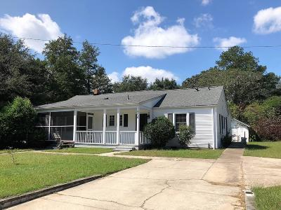 Aberdeen Single Family Home Active/Contingent: 506 Sanborn Street