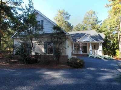 West End Single Family Home Active/Contingent: 541 Longleaf Drive