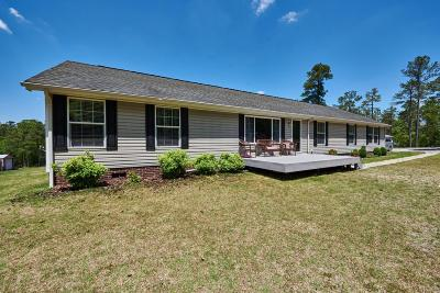 Cameron Single Family Home Active/Contingent: 245 Brumfield Road