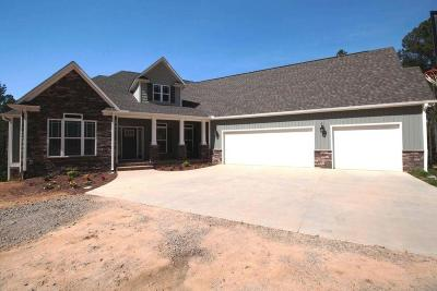Moore County Single Family Home For Sale: 120 Tranquility Lane