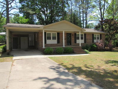 Aberdeen Rental For Rent: 730 N Chapin Road