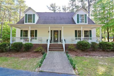 Aberdeen Single Family Home For Sale: 519 Woods Drive