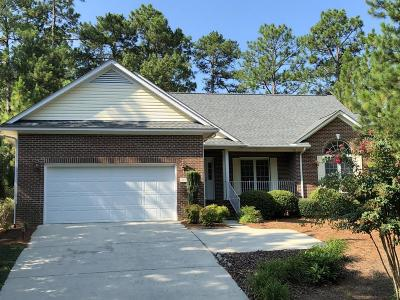 Pinehurst Single Family Home For Sale: 209 Juniper Creek Boulevard
