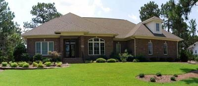 Pinehurst Single Family Home For Sale: 90 Deerwood Lane