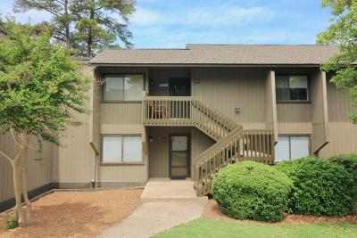 Pinehurst Condo/Townhouse Active/Contingent: 800 St Andrews Drive #143