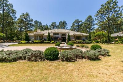 Pinehurst Single Family Home For Sale: 850 Donald Ross Drive