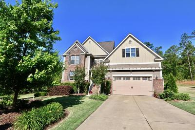 Southern Pines Single Family Home Active/Contingent: 135 Hadley Court