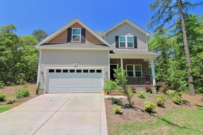 Pinehurst, Raleigh, Southern Pines Single Family Home Active/Contingent: 290 Adams Circle