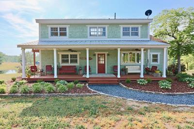 Moore County Single Family Home Active/Contingent: 607 Jackson Springs Road