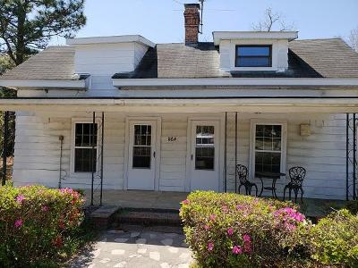 Moore County Rental For Rent: 1164 W Pennsylvania Avenue