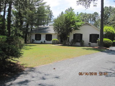 Foxfire NC Single Family Home Active/Contingent: $175,000