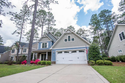 Southern Pines Single Family Home For Sale: 20 Deacon Palmer Place