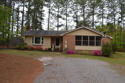 Moore County Rental Active/Contingent: 320 Shields Road