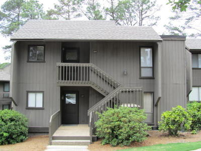 Pinehurst, Raleigh, Southern Pines Condo/Townhouse Sold: 800 St. Andrews Drive #229