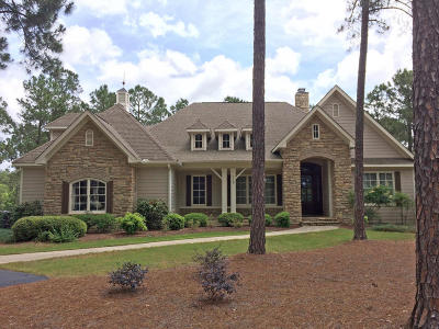 Pinehurst, Southern Pines Single Family Home For Sale: 215 Kings Ridge Court