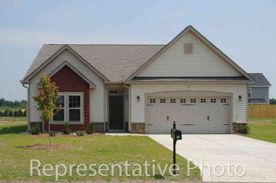 Single Family Home For Sale: 1310 Whitney Drive Drive