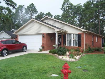 Pinehurst NC Single Family Home For Sale: $229,900