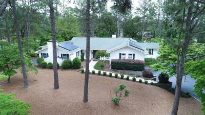 Pinehurst NC Single Family Home For Sale: $689,000