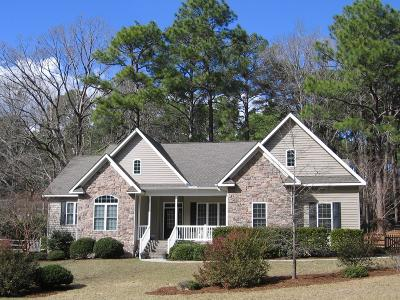 Southern Pines Single Family Home Active/Contingent: 205 Selkirk Trail