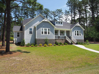 Southern Pines Single Family Home For Sale: 1001 Sandavis Road