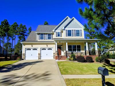 Southern Pines Single Family Home Active/Contingent: 275 Wiregrass Lane