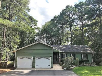 Whispering Pines Single Family Home For Sale: 1909 Airport Road