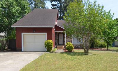 Fayetteville Single Family Home For Sale: 3494 Nesbit Road