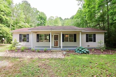 Carthage Single Family Home For Sale: 167 Clearview Road