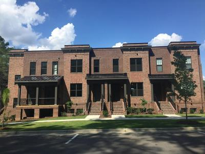 Pinehurst, Raleigh, Southern Pines Condo/Townhouse Sold: 23 Brownstone Lane