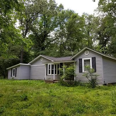 Carthage Single Family Home For Sale: 3512 Nc Hwy 22