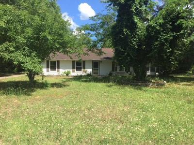Moore County Single Family Home For Sale: 1604 Crest Drive