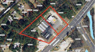 Moore County Commercial For Sale: 500 S Us Hwy 1