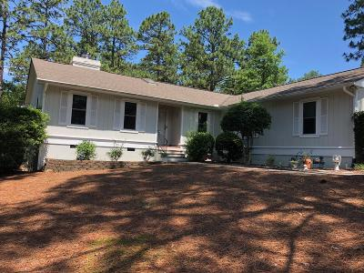 Single Family Home For Sale: 925 Monticello Drive